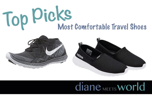 Most Comfortable Shoes For Walking Around Disney World