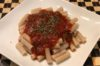 Rice Pasta with Marinara Sauce