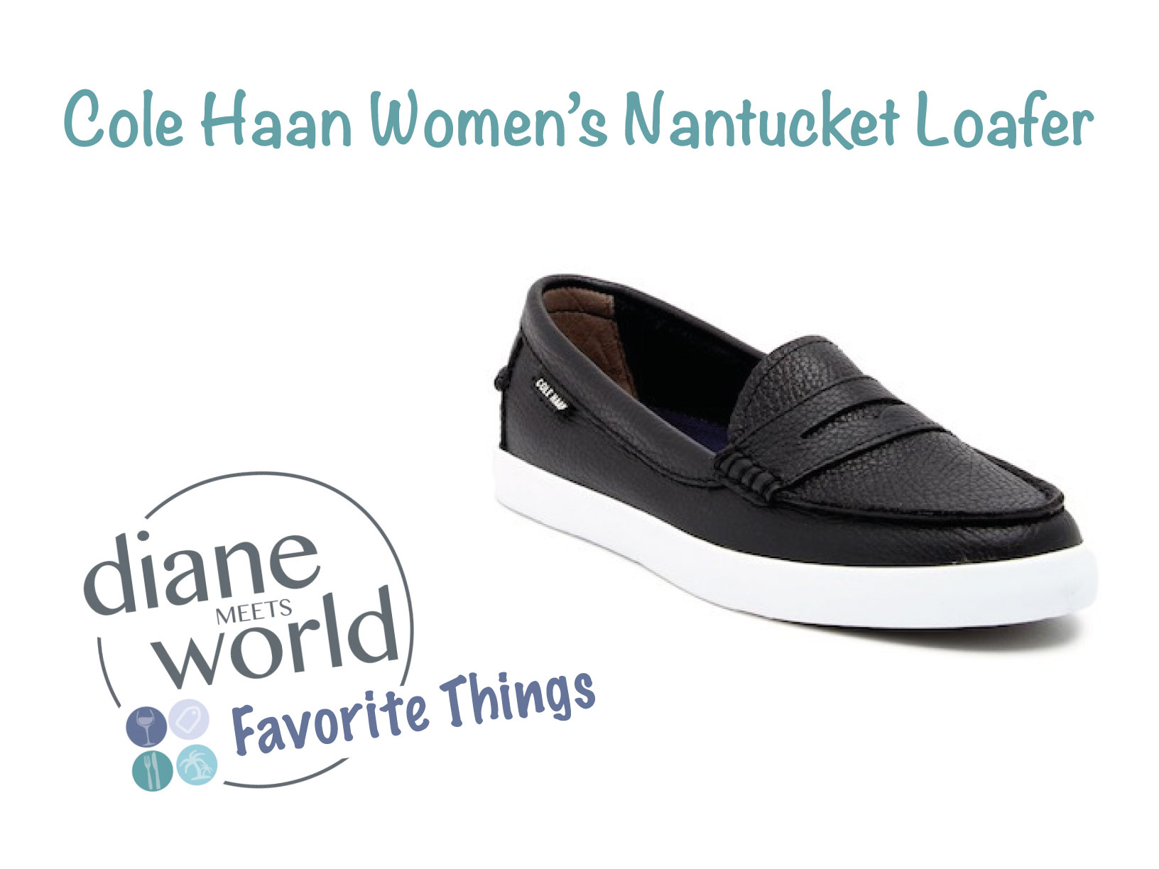 10607782994 Cole Haan Women s Nantucket Loafer - Diane Meets World